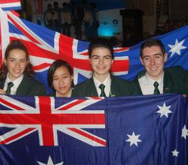 Australian Biology Olympiad Gallery 1