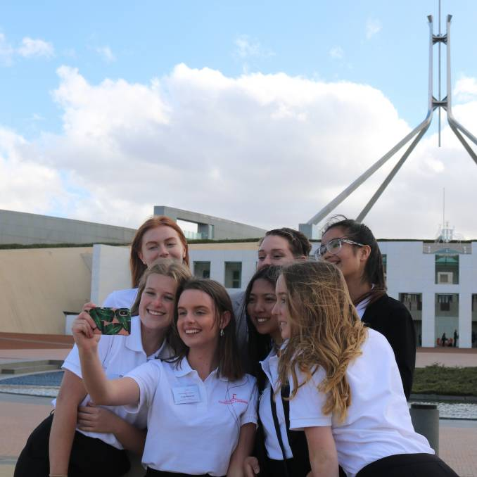 Country to Canberra Leadership Competition Gallery 2