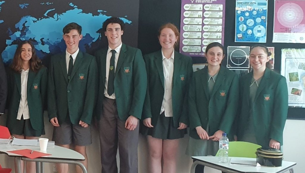 NSW Mock Trial Competition Gallery 1