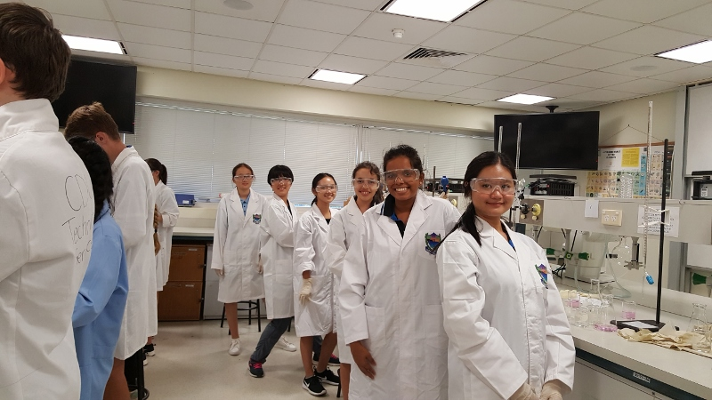 National Titration Competition Gallery 2